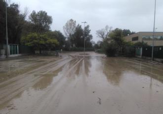 Danni alluvionali 16 Novembre 2019 Torrente Aia di Otricoli